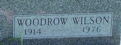 Woodrow Wilson Andris