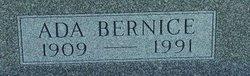 Ada Bernice <i>Biehl</i> Andris
