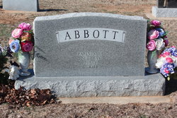 Etta Mae <i>Clifton</i> Abbott