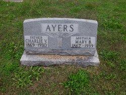 Charles Vance Ayers