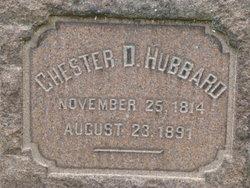 Chester Dorman Hubbard
