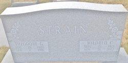 Theodore Gail Ted Strain