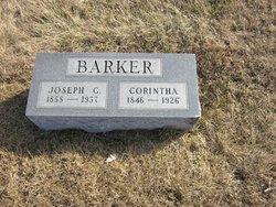 Joseph Cornell Barker