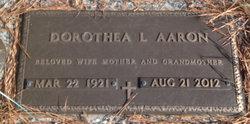 Dorothea Leona Aaron