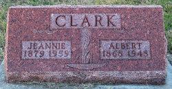 Georgia Jennie <i>Mayfield</i> Clark