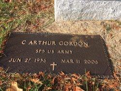 C Arthur Gordon