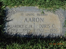Clarence Cleo 'Cy' Aaron, Jr