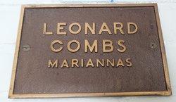 Leonard Elwood Combs