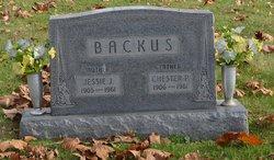 Jessie Jackson <i>Bailey</i> Backus