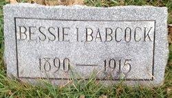 Bessie Irene Babcock