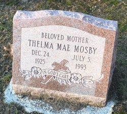 Thelma Mae <i>Whiting</i> Mosby