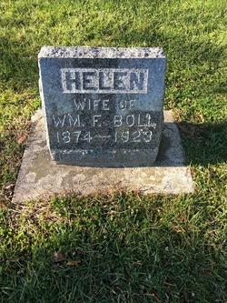 Helen <i>Newhouse</i> Boll