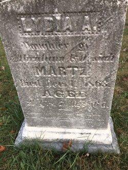 Lydia A. Martz