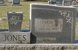 Charlie H. Jones