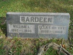 William Lybbina Bardeen