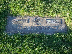 William J Allender