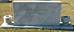 Exie <i>Jones</i> DeWitt