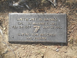 CPL Anthony Norman Banks
