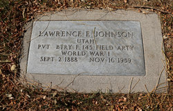 Lawrence Emael Johnson