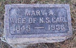 Mary Ann <i>Norton</i> Carl
