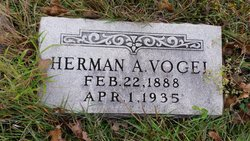 Herman Alfred Vogel
