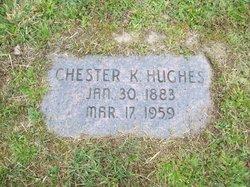 Chester K. Hughes