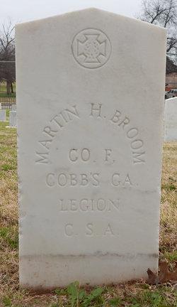 Martin H. Broom