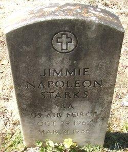 Jimmie Napoleon Starks