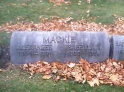 Alexander Mackie