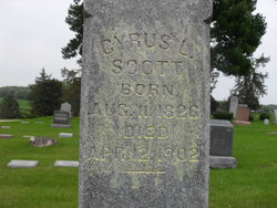 Cyrus Leonidas Scott