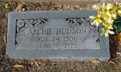 Archie Hudson