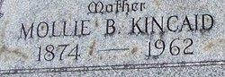 Mollie B. <i>Kincaid</i> Bennett