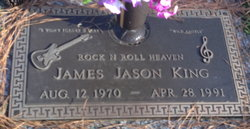 James Jason King