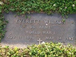 Everett Wilson