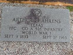 Arthur Henry Ahrens