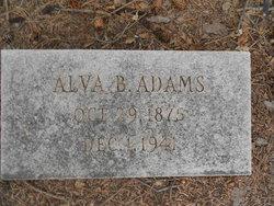 Alva Blanchard Adams