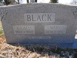 Mary Elizabeth <i>Gwin</i> Black