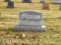 Anna Lillian <i>Allen</i> Avery