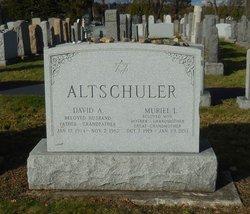 Muriel <i>Lesser</i> Altschuler