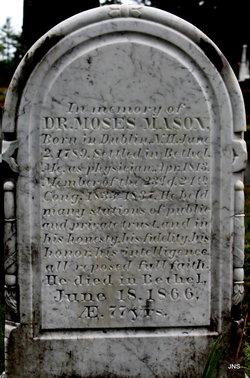 Moses Mason, Jr
