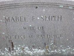 Mabel F <i>Smith</i> Baldrige