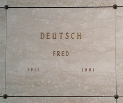 Fred Deutsch