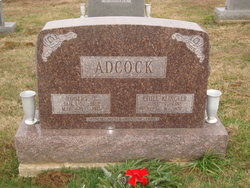 Ethel Flora <i>Klingler</i> Adcock
