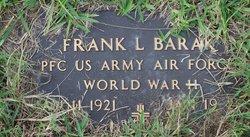 Frank Lee Barak