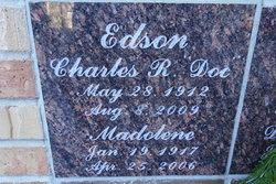 Madolene <i>Hudson</i> Edson