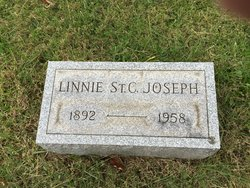 Linnie <i>St. Clair</i> Joseph
