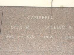 Etta M. <i>Gower</i> Campbell