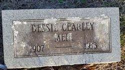 Bessie Cearley Meir