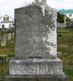 Lieut Edward Jones Armstrong