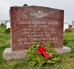 Gen Gordon Harrison Austin